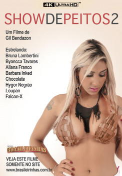 Porn Show de Peitos 2 Hard cover