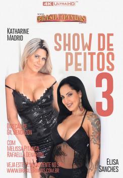 Porn Show de Peitos 3 Hard cover