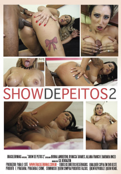PornShow de Peitos 2 Cover Back