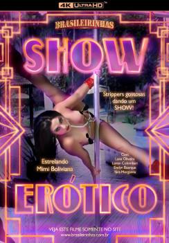 Porn Show Erótico Hard cover