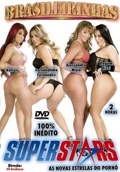 Filme pornô Super Stars Capa da frente