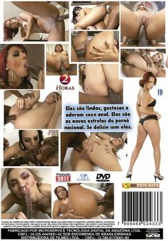 Filme pornô Super Stars capa de Trás