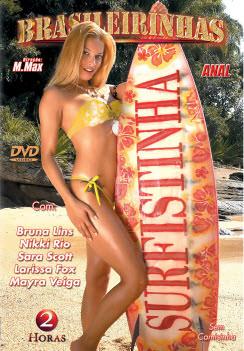 Filme pornô Surfistinha Capa da frente