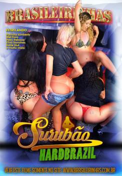 porn Surubão Hardbrazil Front cover