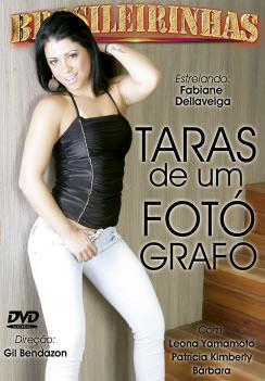 Filme pornô Taras de um Fotógrafo Capa da frente