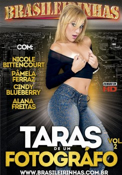Filme pornô Taras de Um Fotógrafo 2 Capa da frente