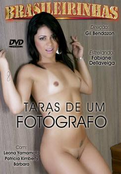 Filme pornô Taras de um Fotógrafo Capa Hard