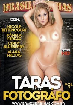 Filme pornô Taras de Um Fotógrafo 2 Capa Hard