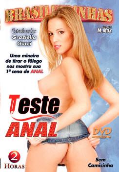 Filme pornô Teste Anal Capa da frente