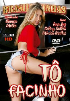Filme pornô To Facinho Capa da frente