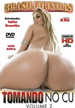 Filme pornô Tomando no cu 2 Capa Hard
