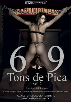 Porn 69 Tons de Pica 2 Hard cover