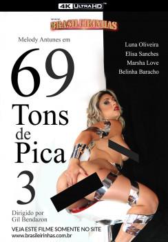 Porn 69 Tons de Pica 3 Hard cover