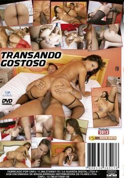 Filme pornô Transando Gostoso capa de Trás
