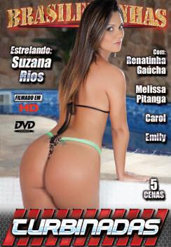 Filme pornô Turbinadas Capa da frente