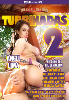 Porn Turbinadas 2 Hard cover