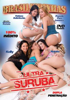 Filme pornô Ultra Suruba Capa da frente