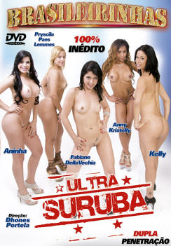 Filme pornô Ultra Suruba Capa Hard