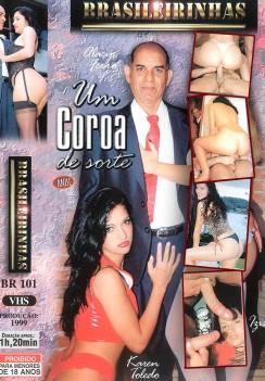porn Um Coroa de Sorte Front cover