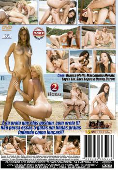 Filme pornô Verão 2009 capa de Trás