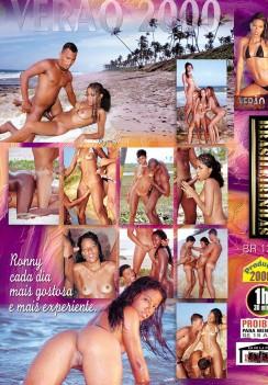 Filme pornô Verão 2000 capa de Trás