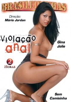Filme pornô Violação Anal Capa da frente