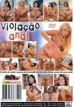 Filme pornô Violação Anal 4 capa de Trás