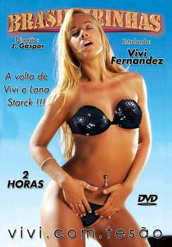 Filme pornô Vivi.com.Tesao Capa da frente