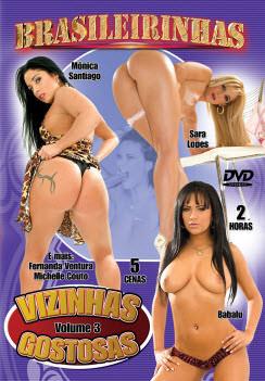 Filme pornô Vizinhas Gostosas 3 Capa da frente