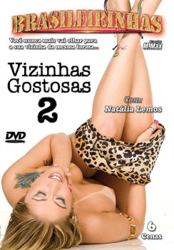Filme pornô Vizinhas Gostosas 2 Capa da frente