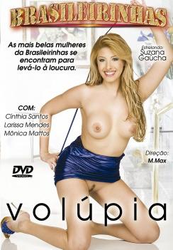 Filme pornô Volúpia Capa da frente