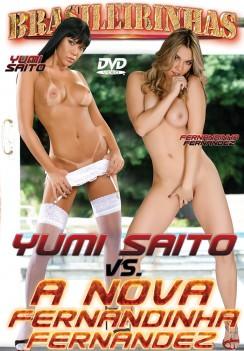 Filme pornô Yumi Saito vs Nova Fernandinha Fernandez Capa Hard