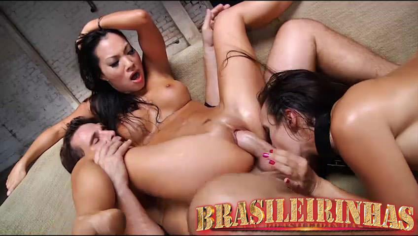 Sexo anal com asa akira