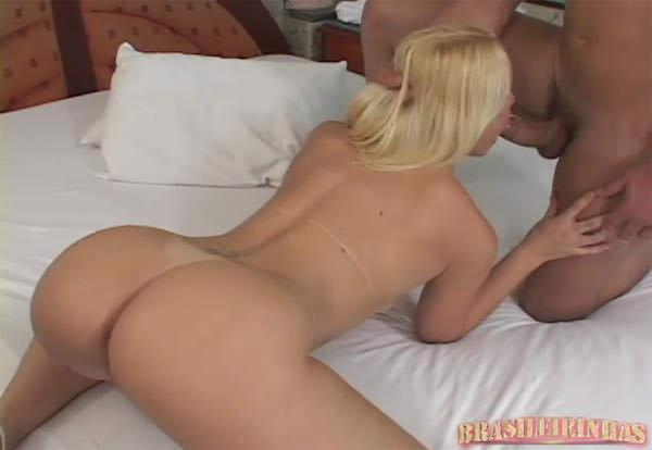 De quatro anal