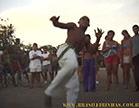 bem dotado jogando capoeira na bahia