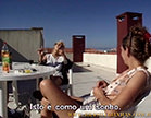 gostosas conversam sobre putarias na praia