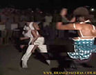 jogo de capoeira com muita sensualidade na bahia