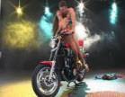 loira dyane galisteu libera tudo para marmanjo em cima da moto