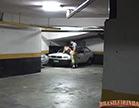 loirinha gostosa fudendo no estacionamento