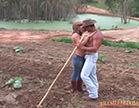 marcia e bem dotado se pegando na fazenda