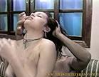 moreninha fica excitada e com a buceta gostosa bem molhadinha