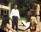 mulheres gostosas ficam excitadas em saber da orgia