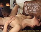 negro bem dotado fazendo sexo oral na ruiva gostosa