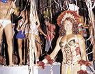safadas e fantasiadas durante carnaval