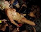 Alessandra Maia fode sem parar no meio da orgia das atrizes mais safadas do Bras