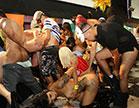 Mais de 50 pornstars peladinhas e loucas para foder no Carnaval da Brasileirinha