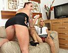A ruiva Bruninha Fitness e Barbara Alves se juntaram para um sexo lésbico no in