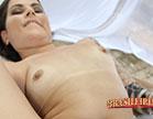 Denny Oliver atriz pornô da Brasileirinhas, estrelou o seu primeiro filme porn�