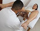 Oriental Vip dando a buceta e liberando o cuzinho em sexo anal com o ginecologis