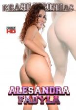 Alessandra Fadyla sentando e rebolando na pica do marmanjo